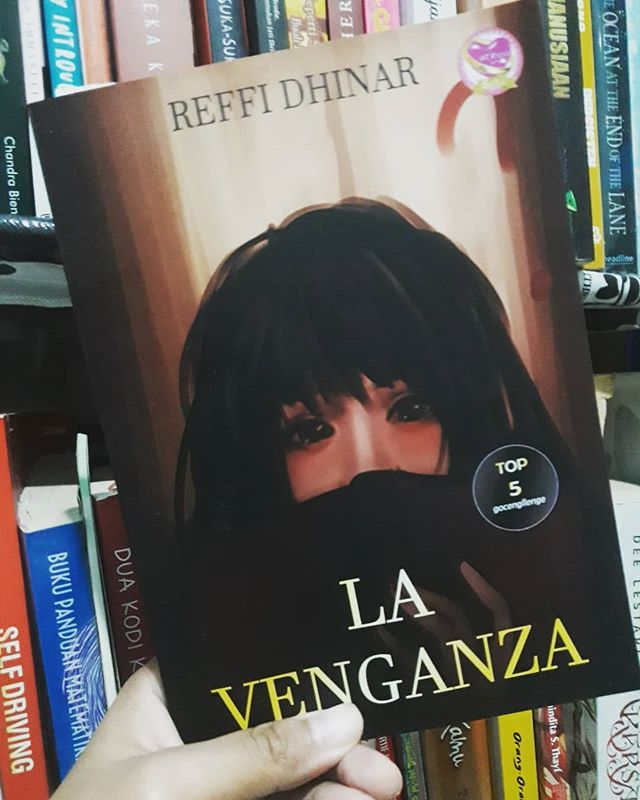 Novel Terbaruku La Venganza
