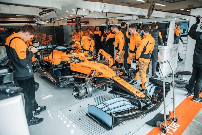 McLaren walczy z kryzysem wysyłając na postojowe
