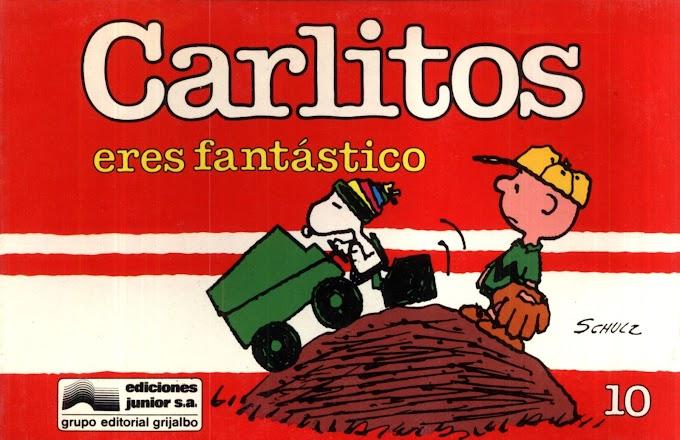 Carlitos 10 Eres Fantastico x Señor Mota & Carasucia
