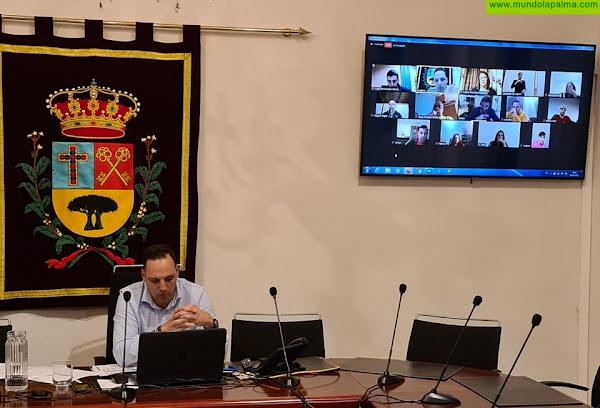 El Ayuntamiento de Breña Alta aprueba por unanimidad el Presupuesto de 2021, el más meditado para hacer frente a la crisis  económica y social provocada por la COVID-19
