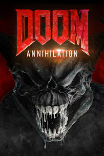 Doom Annihilation 2019 Hindi Dubbed 720p Bluray