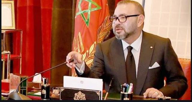 الملك محمد السادس يعود إلى فاس بعد قضائه أياما قليلة بعد العيد بالرباط !