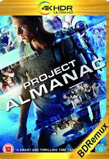 Proyecto Almanac (2015) [1080p REMUX] [Latino-Inglés] [GoogleDrive]