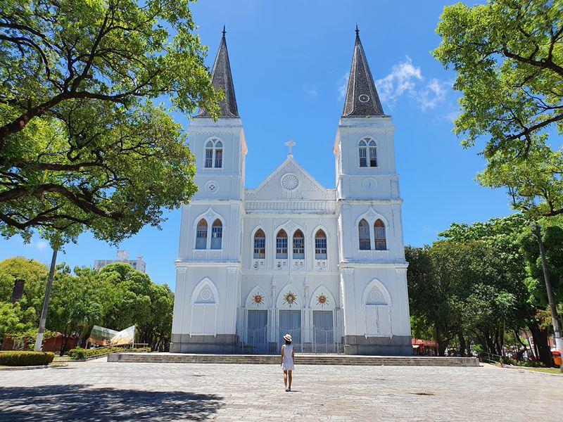 Centro Histórico de Aracaju: catedral Metropolitana