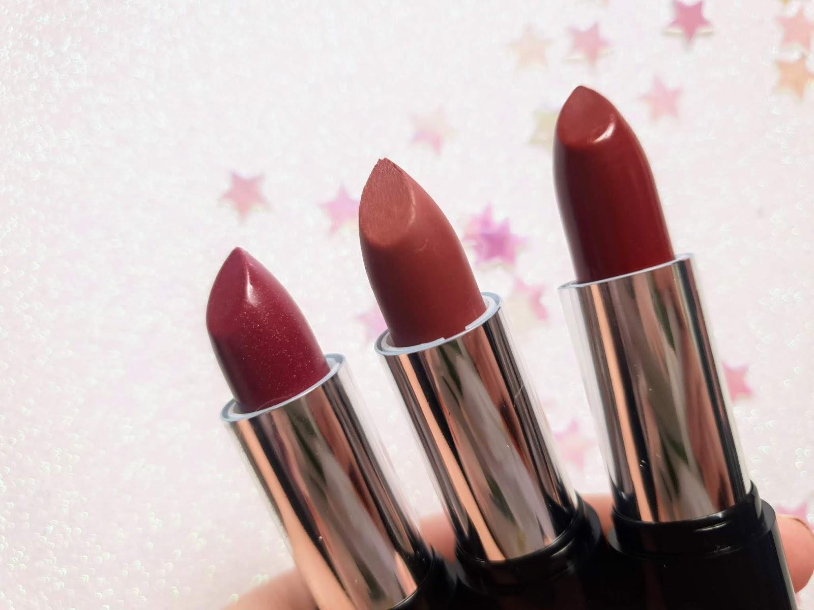 Odylique Organic Lipsticks