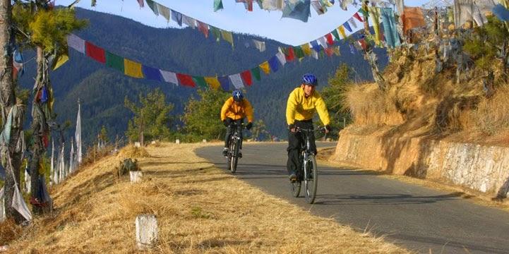 Bhutan Cycling Tours
