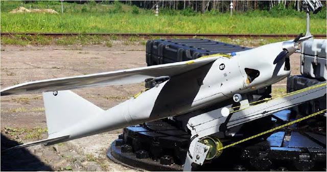 Το ρωσικό Orlan-10 έτοιμο προς εκτόξευση
