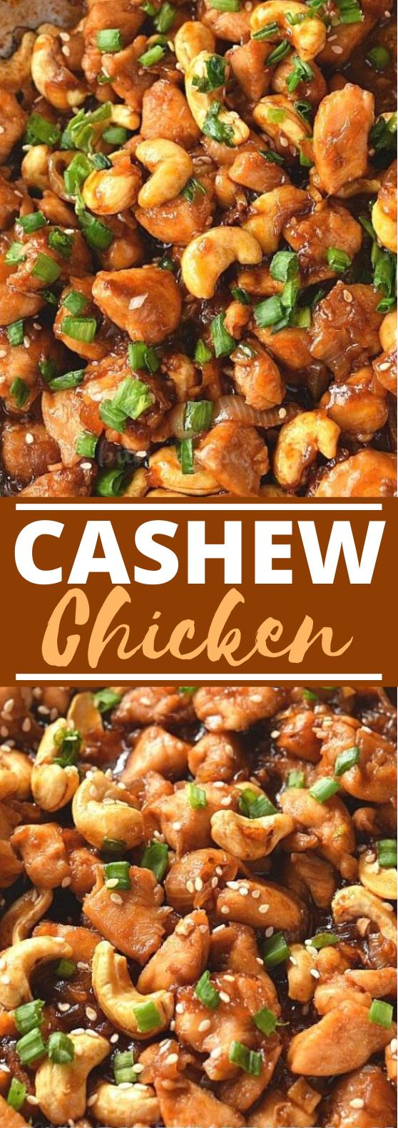 Cashew Chicken Stir Fry #chicken #dinner #stirfry #lowcarb #lunch