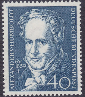 Germany Alexander von Humboldt Naturalist & Geographer Issue