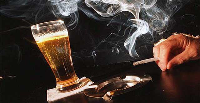 Salud, dinero y atención primaria: Consumo de tabaco y alcohol ...