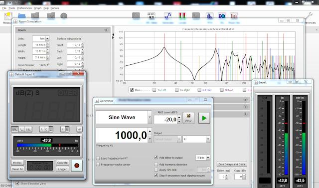 Download Room EQ Wizard, Software Gratis Untuk Memperoleh Suara Berkualitas Tinggi