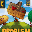 Problem Picnic: Attack of the Ants (Kids Table Board Gaming)