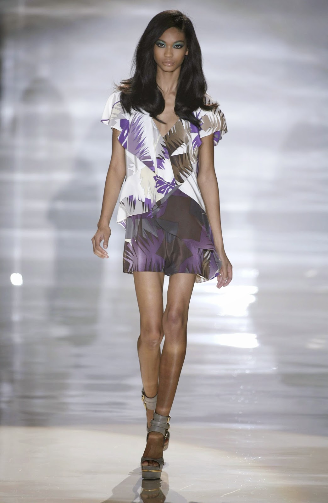 Anorexic Model 98
