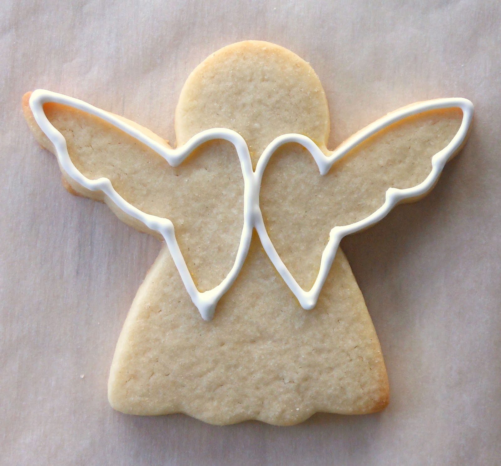 My cookie clinic christmas angel cookies what s an