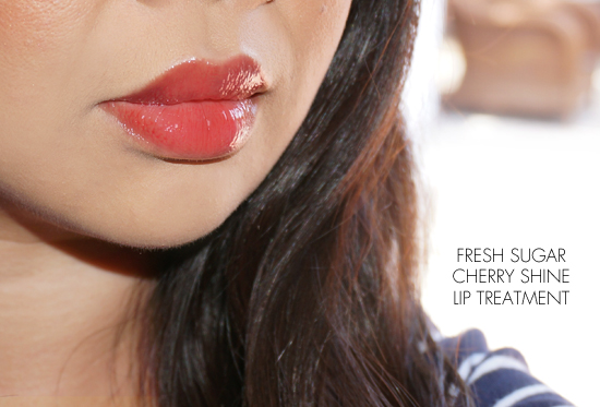 Fresh Cherry Sugar Lip Treatment for Fall 2013 – Musings ... |Sugar Lip Treatment Cherry