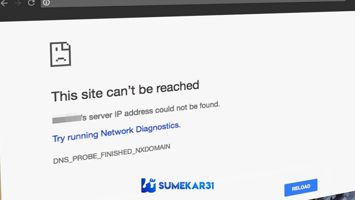Cara Perbaiki DNS Error dan Bad Gateway saat Internetan