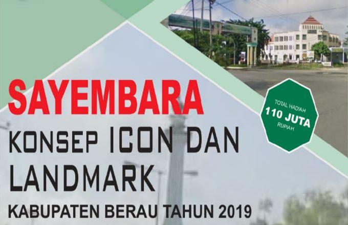 Sayembara Konsep Icon dan Landmark Tanjung Redeb Kabupaten Berau