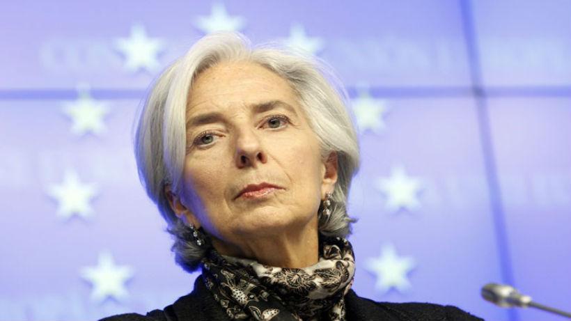 Κριστίν Λαγκάρντ: Το ΔΝΤ δεν είναι έτοιμο να συμμετάσχει στο τρίτο ελληνικό πρόγραμμα