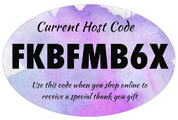 Shop online with me & I'll send you a gift when you use this Host code FKBFMB6X