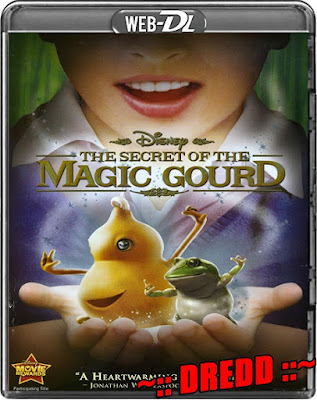 The Secret Of The Magic Gourd 2007 Dual Audio 720p WEB-DL 800Mb
