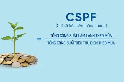 2. CÁCH TÍNH CSPF, CSPF = CSTL/CSTE