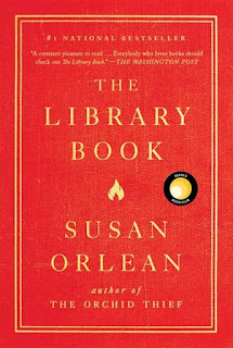 what i m reading: the library book by susan orlean