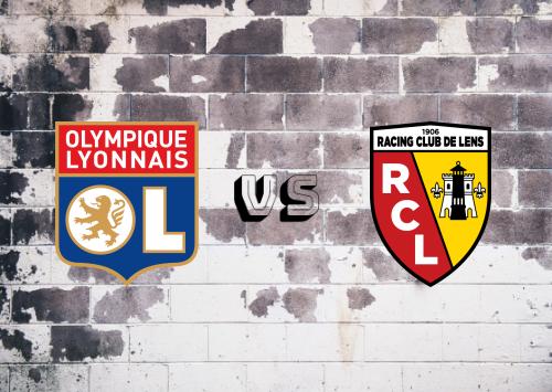 Olympique Lyonnais vs Lens  Resumen
