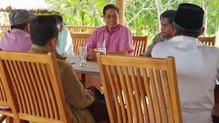 Rohman Farly Tawarkan Konsep Smart City untuk Mataram Cerdas Bersaing