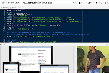 PENTINGNYA KOMPILER HTML ONLINE UNTUK MEMBANTU PEMBUATAN TEMPLATE BLOG
