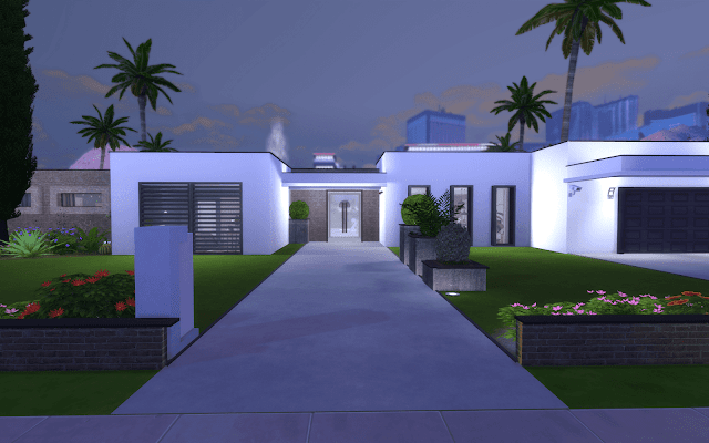 télécharger villa Sims 4