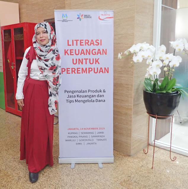 pelatihan literasi keuangan untuk perempuan bersama prudential indonesia