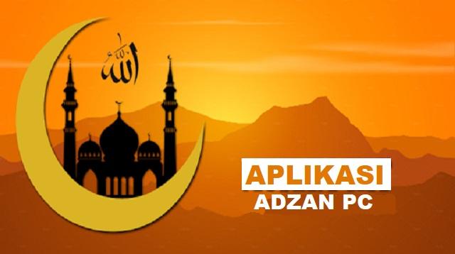 Aplikasi Adzan PC
