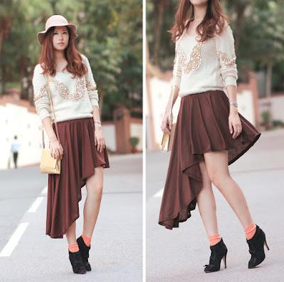 fashion terbaru di indonesia