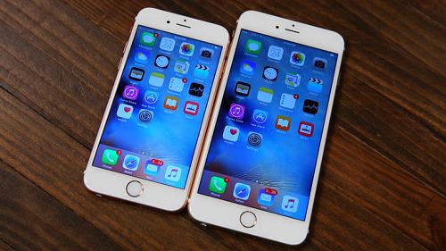 thay vỏ iPhone 6 thành 6S