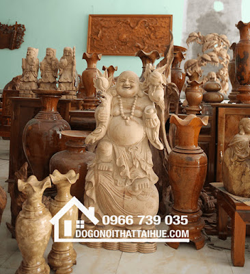 Tượng gỗ ngọc am, đồ gỗ nội thất tại huế, dogonoithattaihue.com