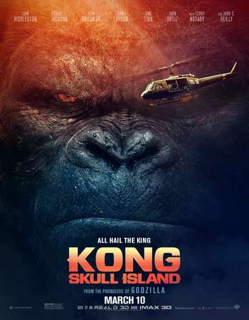 Kong Skull Island 2017 Full English Movie BRRip Download