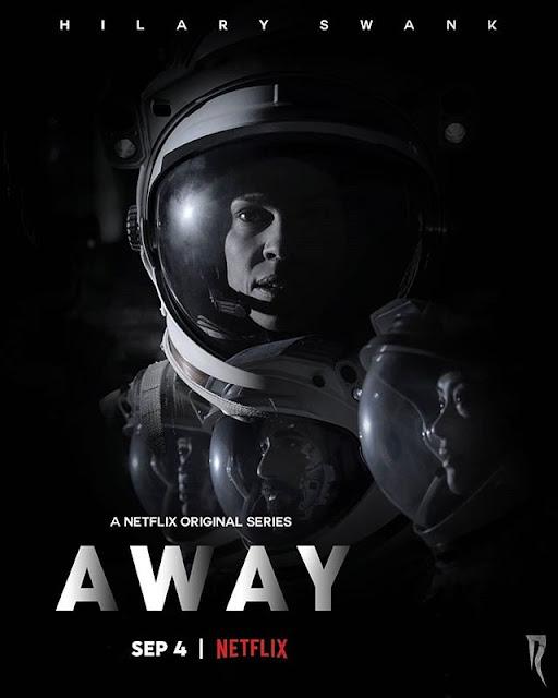 Away on Netflix poster