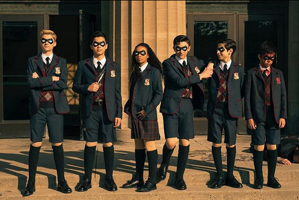 Netflix lança o trailer oficial de The Umbrella Academy