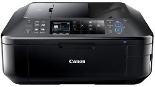 Canon PIXMA MX715 - Support Driver Download