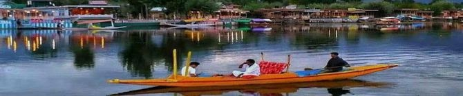 With Tourists Back In Kashmir, It Is Spring In The Valley