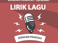 Lirik Lagu Xpresikan - Bondan Prakoso