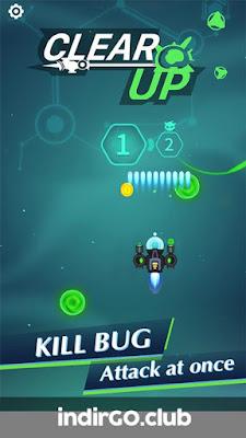 Kill Bug - Infinity Shooting MOD APK