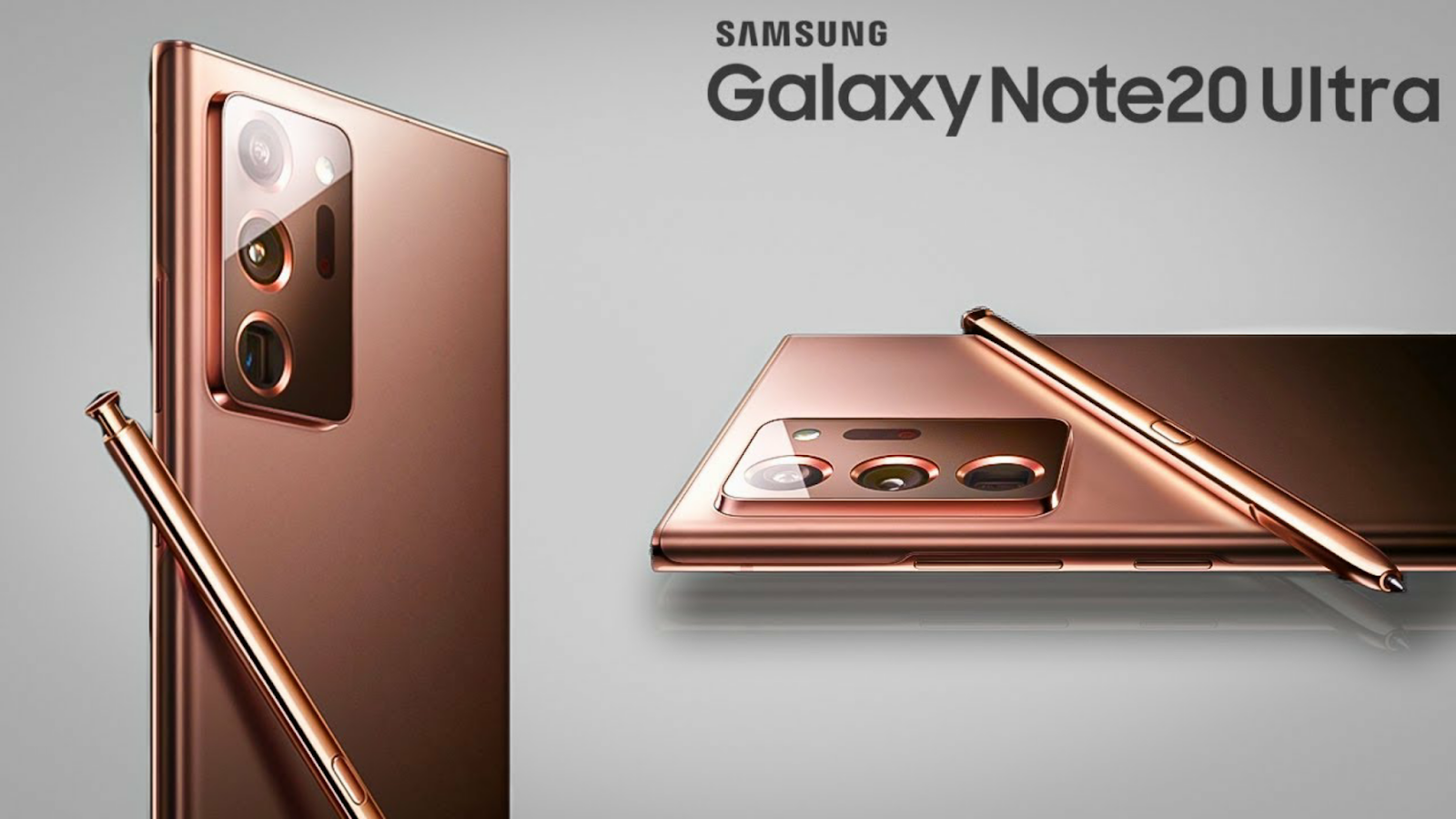 Samsung Galaxy Note 20 And Note 20 Ultra