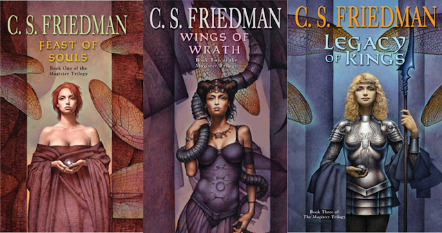 Magister Trilogy by C.S. Friedman | Epic Fantasy