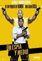 Agent i pół plakat film