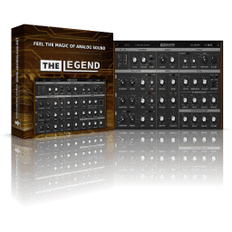 Synapse Audio The Legend v1.3.1 Full version