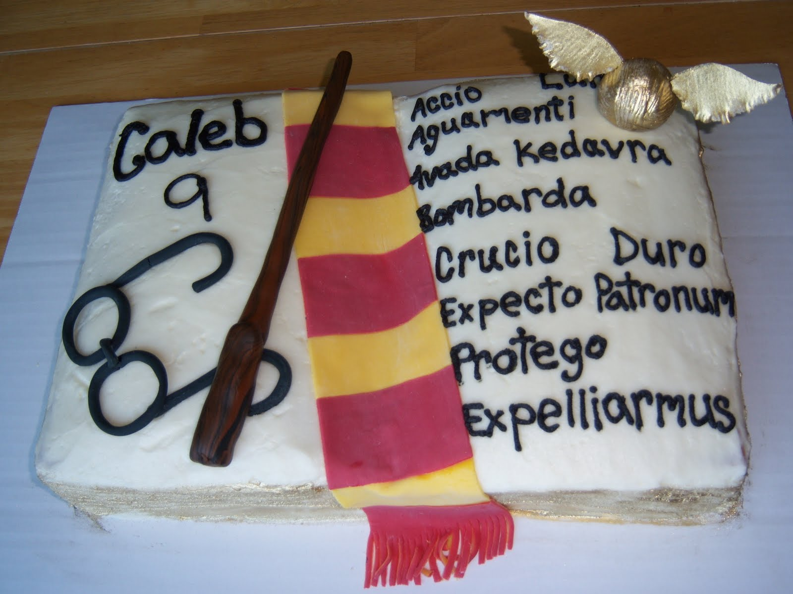 Creative Cakes By Angela: Harry Potter