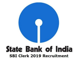 SBI Clerk 2019 Notification - SBI Clerk Recruitment 2019 - 8904 Vacancies