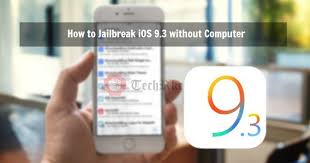 Easy Way to Jalibreak iOS 9.3.2 without PC