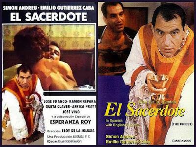Священник / El sacerdote / The Priest. 1978.